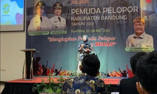 Dosen Muda Prodi PBS Indonesia IKIP Siliwangi Terpilih Sebagai Pemuda Pelopor Terbaik